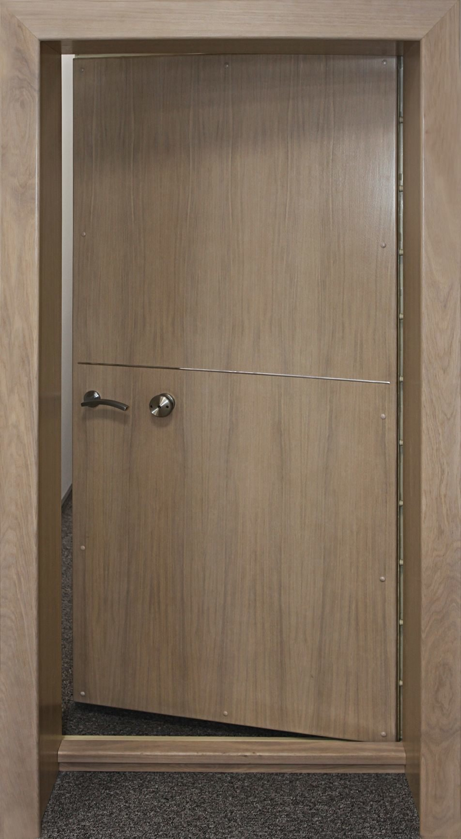 двери металлические сейфовые стальные